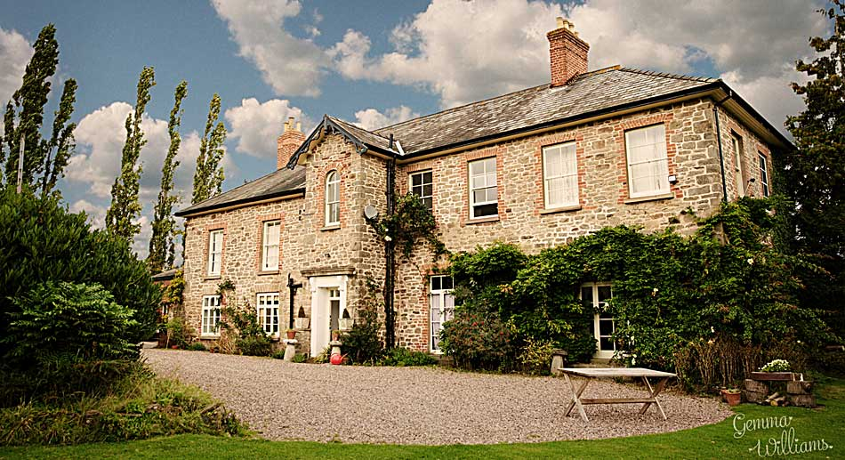 Accommodation and Camping at Lyde Court